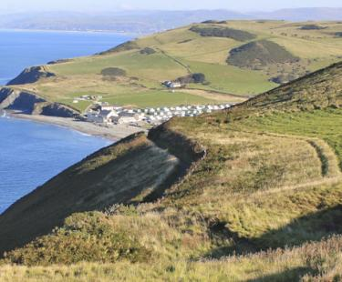 The Wales Coastal Path