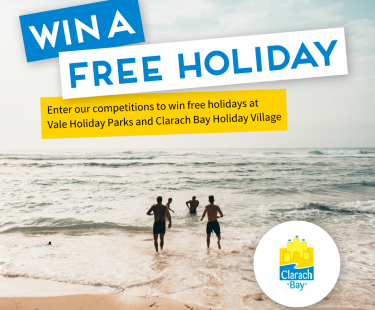 Clarach Bay Holiday Village Competition Insta