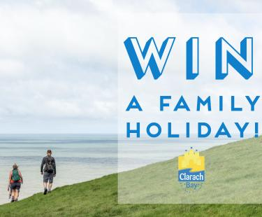 Win a holiday at Clarach