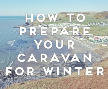 How to prepare your caravan for winter