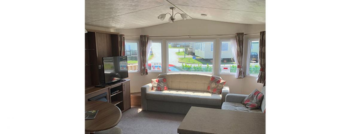 Gold Plus Caravan Accommodation